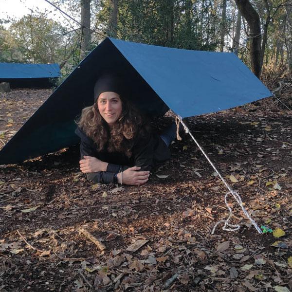 shelter maken