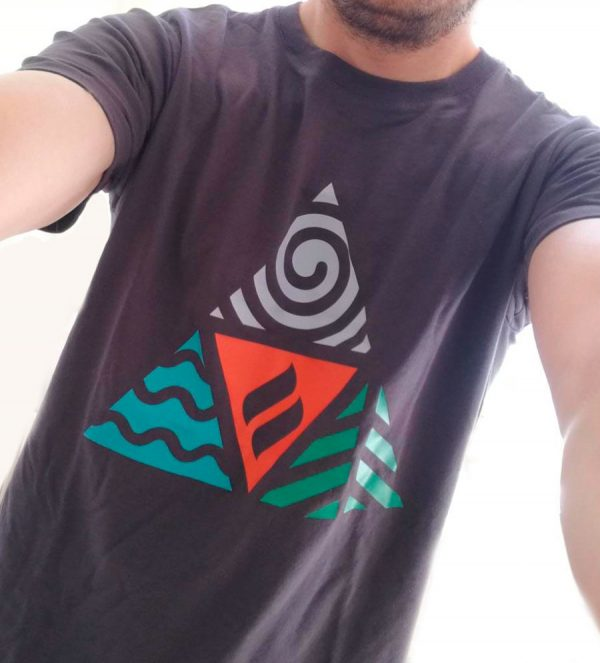 outdoor school t-shirt
