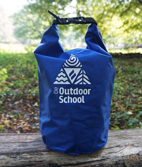 Drybag vijf liter de outdoor school